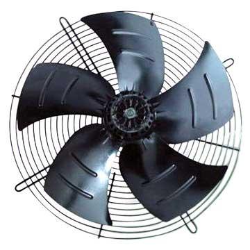hvac axial fan