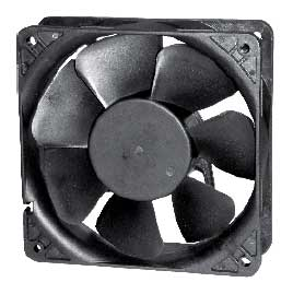 dc fan for medical equipment industry