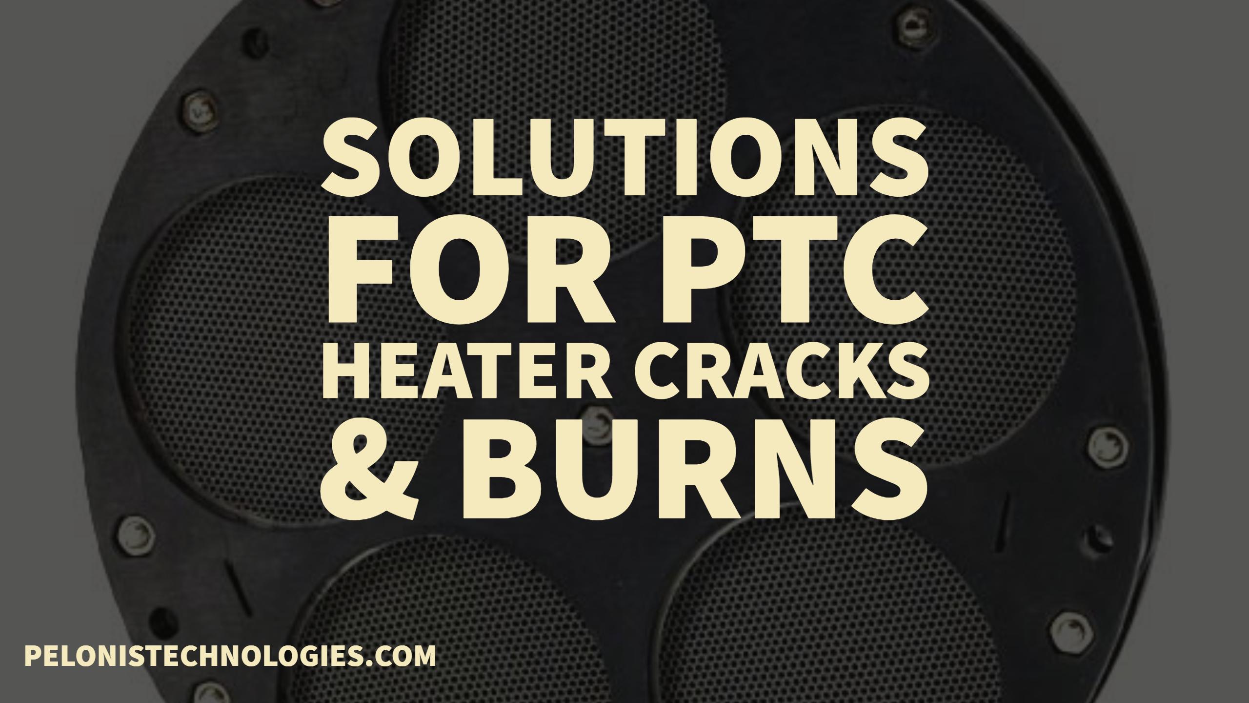 PTC Heater Burns