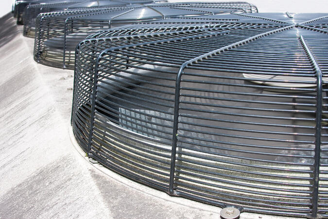 warehouse cooling systems