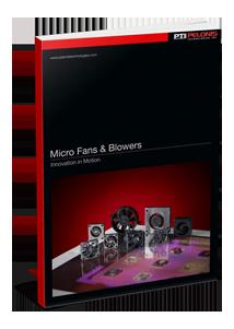 Micro Fans Summary Catalog