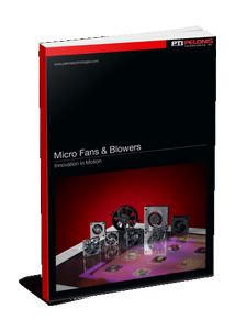 Micro Fans Summary Catalog