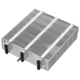 FIN PTC Air Heaters
