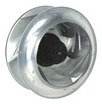 Backward Curve Centrifugal Fan