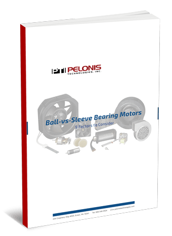 Ball-vs-Sleeve Bearing Motors
