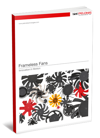 Frameless Fans for Your Industry