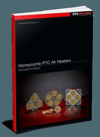 Custom Honeycomb PTC Heaters