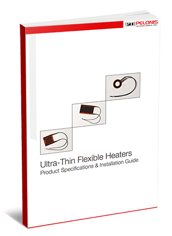 Ultra Flexible Heaters Specifications and Installation Guide