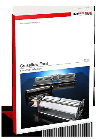 Crossflow-Fans