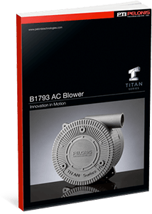 B1793 AC Blower Summary Catalog