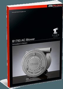 B1793 AC Blower Summary Catalog