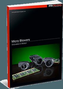 Micro Blowers Summary Catalog